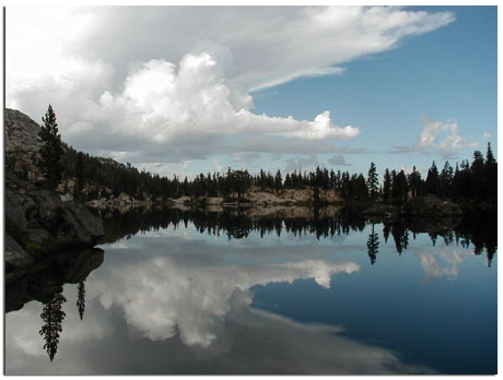 Lakes and Scenery Photos at Leavitt Meadows near Bridgeport, CA | East Sierra Country